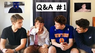 KID FREAKS OUT DURING Q&A!!! Q&A #1!!