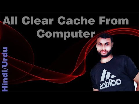 How To Clear All Cache Files in Windows 7,8,10| Junk Files |cookie | Unwanted Files