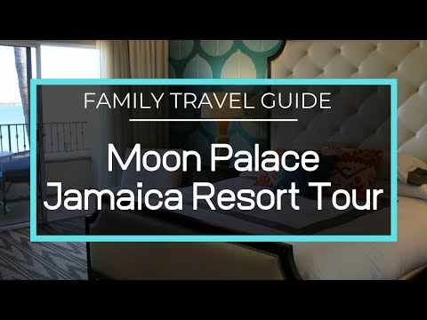 Moon Palace Jamaica Grande - Complete Resort and Facilities Tour, Restaurants, Beaches, Water Sports