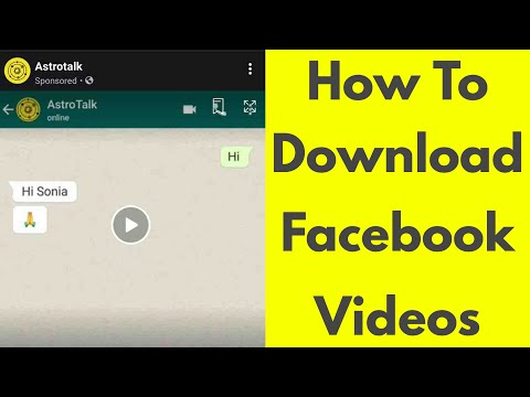 Xxx Mp4 How To Download Save Facebook Videos In Your Android Mobile Gallery Without Any App 2019 3gp Sex