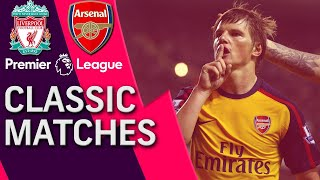 Download Liverpool v. Arsenal | Premier League Classic Match | 04/21/09 | NBC Sports Video