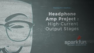 According to Pete #50 - Headphone Amp Project : High-Current Output Stages