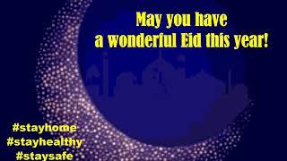 #EIDMUBARAK #EID #harirayaidulfitri May you have a wonderful Eid this year #updatestatus #WA #ig #fb