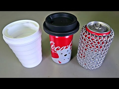 6 Weirdest Drink Cuzzi Ever Made