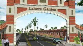 Lahore Garden 2011 Ad 3