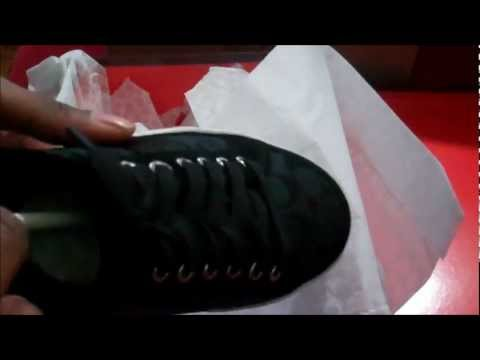Coach Brad FS  Black/Black Sneaker