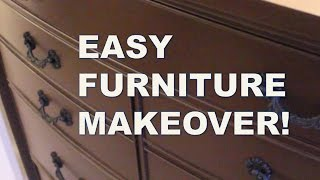 Refinish Furniture Without Sanding Rust Oleum Cabinet Transformations