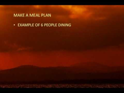 Best plan for your Chinese food meals at home or restaurant