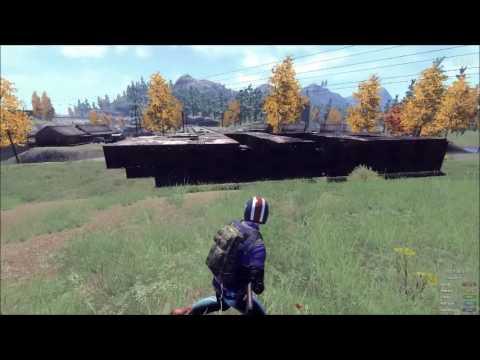 H1Z1 Base Design- 2 Ground Tamper Base, Massive, Garage, Epic Base.