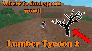 Lumber Tycoon 2! Spook Wood! - PlayItHub Largest Videos Hub