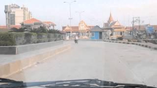Ha Tien To Kampot Via Prek Chak Xa Xia Border Crossing