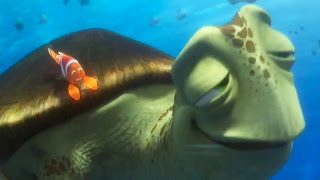 Finding Dory - Totally Sick | official FIRST LOOK clip (2016) Disney Pixar
