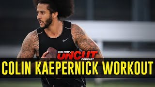 Did Colin Kaepernick Make The Right or Wrong Choice? | Uncut Podcast