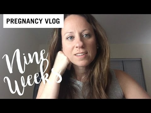40 and Pregnant | 9 WEEK UPDATE | FIRST TRIMESTER