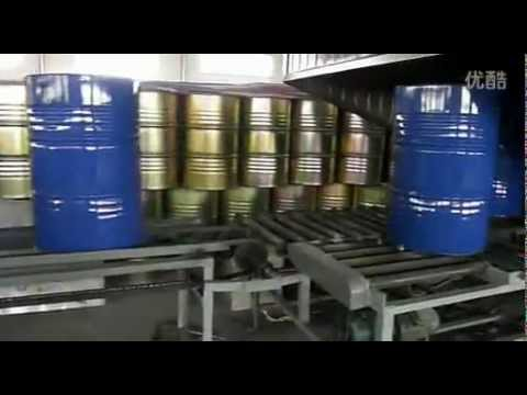 55 Gallon Standard Oil Barrel Production line