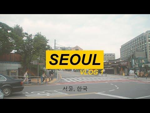 Korea Vlog 1 | Dongdaemun, Gyeongbokgung, Bukchon Hanok, Myeongdong