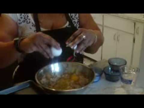Salt & Pepper Easy Cooking Salmon Cakes with Crabmeat Part 1