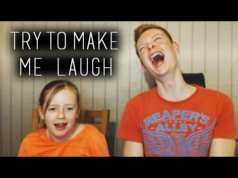 TRY TO MAKE ME LAUGH CHALLENGE