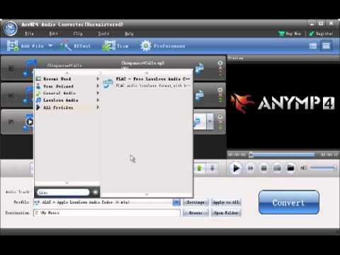 .CAF Converter: Convert CAF to MP3, WAV, AIFF, FLAC, M4A on Mac/PC?