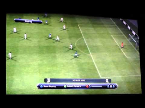 PES2013 Beat superstar level with youth team offline  - Using Preset Tactics