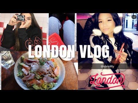 LONDON VLOG ft Sian Lilly