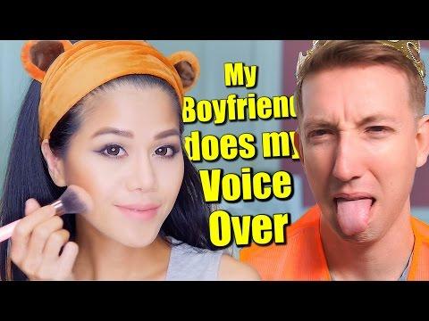 My Boyfriend does my Voice Over