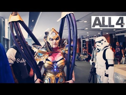 Game Designer Girls Works 12-15 Hours a Day on Cosplay | WTF is Cosplay?