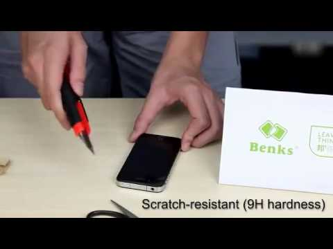 Benks Magic AKR Series Scratch-resistant and Shatterproof Glass Protection Film