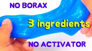 How To Make Slime Without Activator Videos Ytubetv