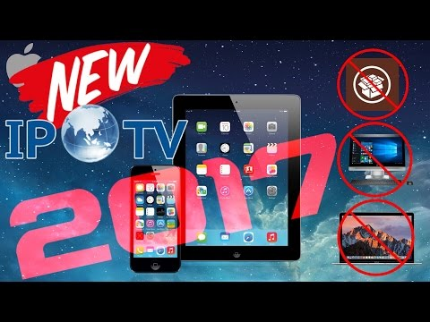 NEW FREE IPTV / CABLE TV watch on iPhone iPad iPod iOS 10x