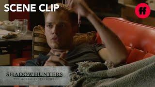 Shadowhunters | 1x11 Clip: Jace & Clary | Freeform