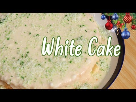 White Cake | Mallika Joseph Food Tube