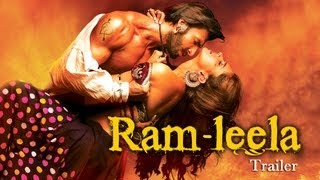 Goliyon Ki Raasleela Ram-leela - Theatrical Trailer ft. Ranveer Singh & Deepika Padukone