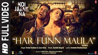 Har Funn Maula (Full Video) Koi Jaane Na | Aamir Khan | Elli A | Vishal D Zara K Tanishk B Amitabh B