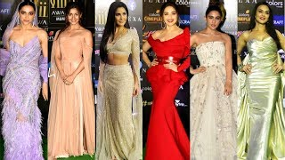 Bollywood Actress At IIFA Awards 2019