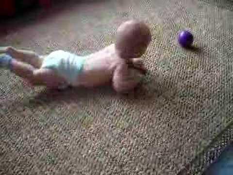 Matthew's Commando crawl