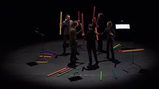 Jugglers Hit the Right Note