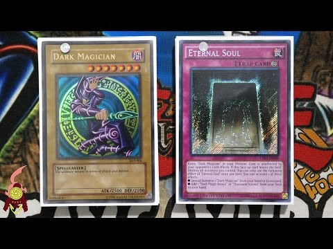 *YUGIOH* BEST! DARK MAGICIAN DECK PROFILE! w/ ETERNAL SOUL! FULL POWERED! OCTOBER 2016! I AM HYPED!!