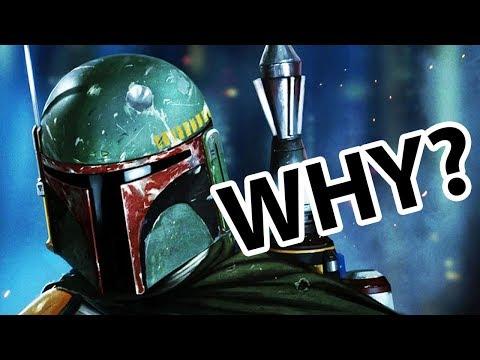 Star Wars' Boba Fett Will Get Spinoff Film