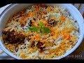 Hyderabadi Mutton Dum Biryani Recipe   हैदराबादी मटन दम बिरयानी   Easy Cook with Food Junction