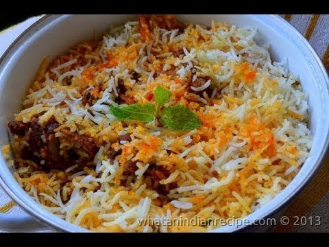 Hyderabadi Mutton Dum Biryani Recipe | हैदराबादी मटन दम बिरयानी | Easy Cook with Food Junction