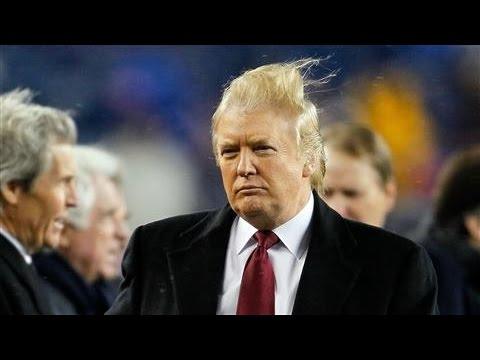 Donald Trump: Presidential Hair Apparent