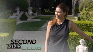 "Shiva Safai Sets Up Camp on ""Second Wives Club"" 