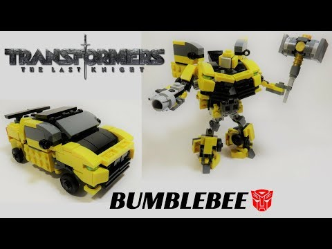 Lego Transformers 5 The Last Knight- Bumblebee