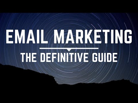 Email Marketing 2018: The Ultimate Email Marketing Workshop