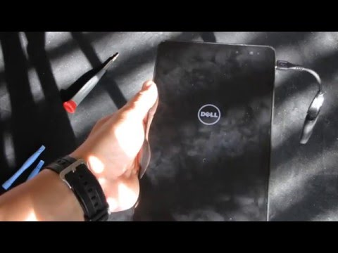Dell Venue 8 Pro doesn't boot Windows Troubleshooting Fixing part1