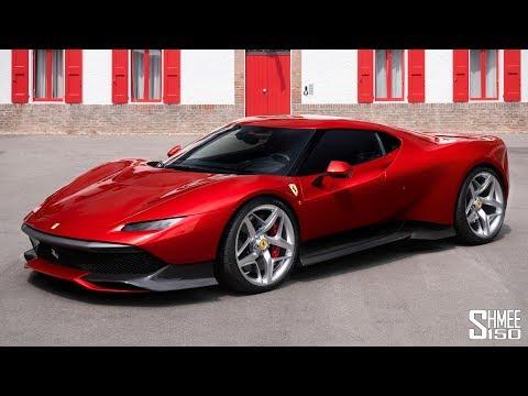 Ferrari SP38 Deborah - How Do You Buy a Special Project Ferrari?