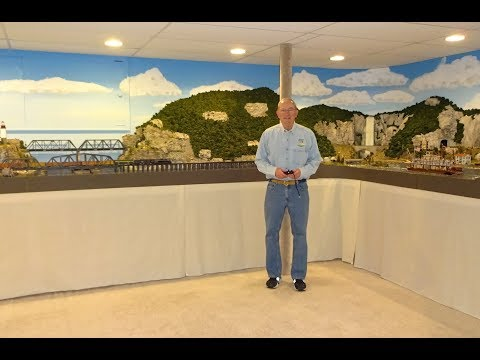 IT CAN BE YOURS! AMAZING Model Railroad RR HO H.O. Scale Gauge Train Layout of awesome trains