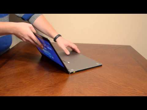 IdeaPad Yoga 13 First Impressions - Ultrabook Convertible