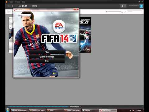 How to Download and install FIFA 14 DEMO PC
